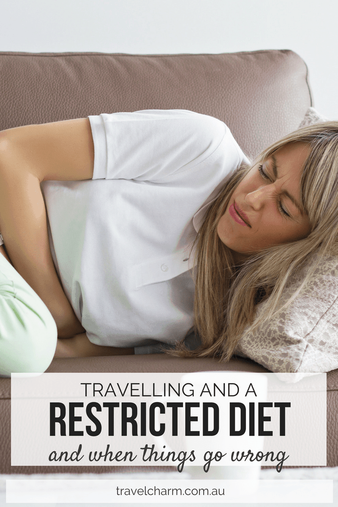Travelling on a Restricted Diet can be hard. And what if everything goes wrong? What then?