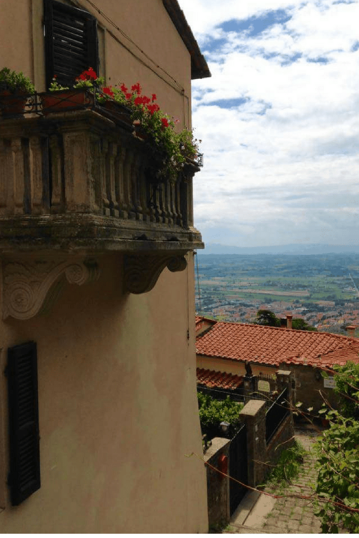 Cortona is a delightful town to visit. Here are the highlights you should see when you visit.