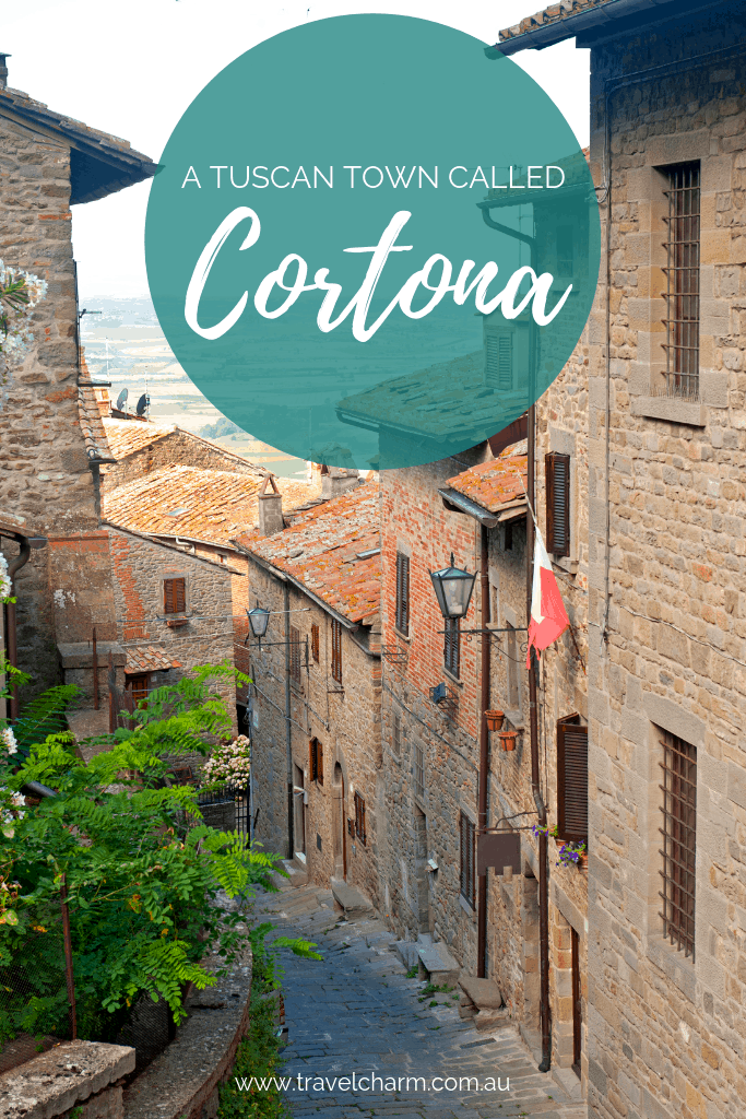 Cortona is a delightful town to visit. Here are the highlights you should see when you visit. #cortona #tuscany #italy