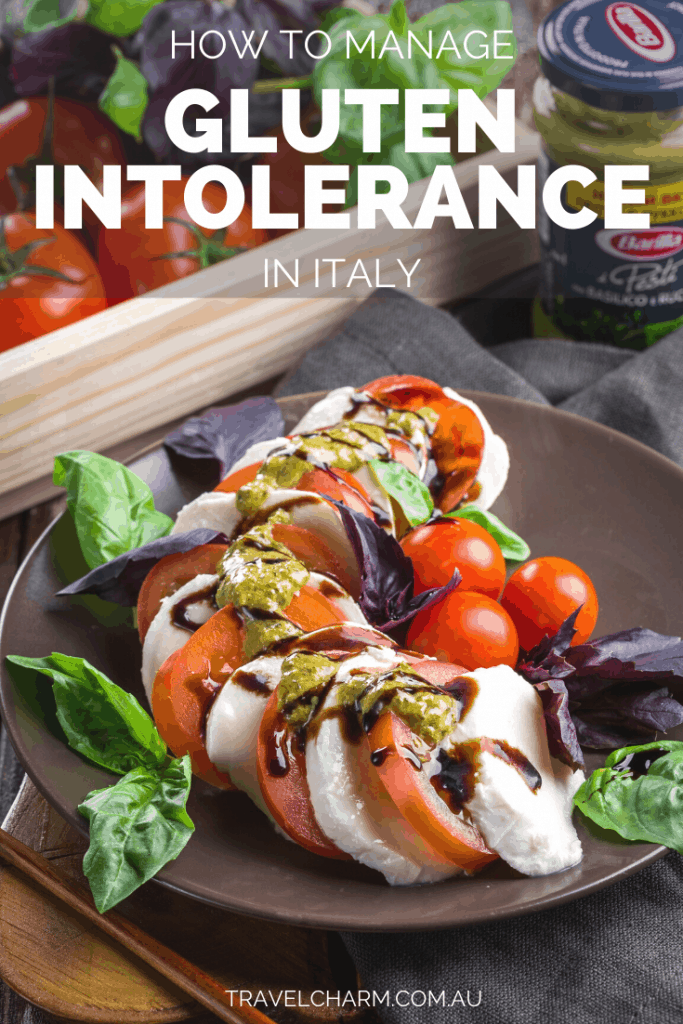 Being gluten intolerant and travelling to Italy doesn't need to be difficult. #glutenfree #glutenintolerance #italy