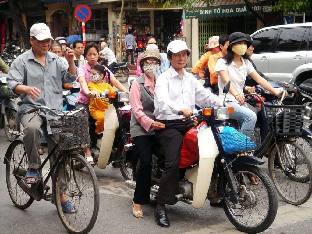An extensive itinerary for visiting Vietnam. #vietman #halongbay #sapa #hanoi #hoian