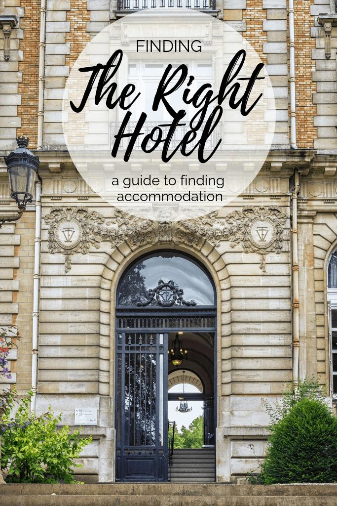 Hotels are not your only option for great accommodation when you travel. Here is a guide to the alternatives and why you may prefer them. #accomodation #tripplanning #hotel