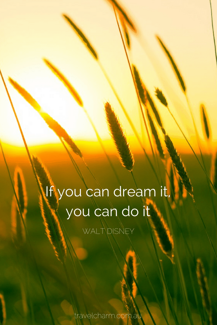 Your dreams can come true, you just have to believe, Here are 6 steps you can take to make your dreams become a reality.