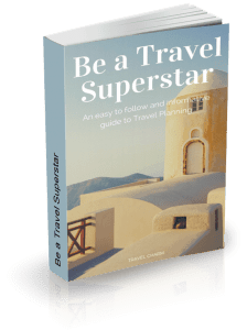 Be a Travel Superstar Book