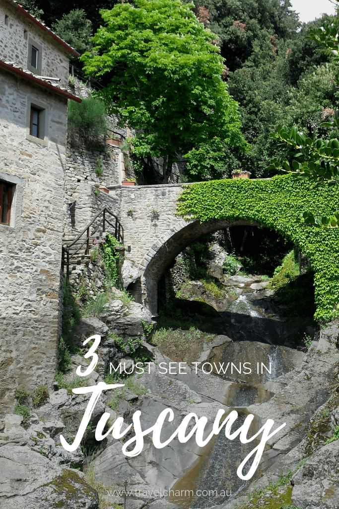 Tuscany is one of the most popular regions of Italy, and for good reason. Take a look at these beautiful towns everyone should include in their itinerary. #tuscany #orvieto #montepulciano #cortona #tuscanvillages #pienza #italy