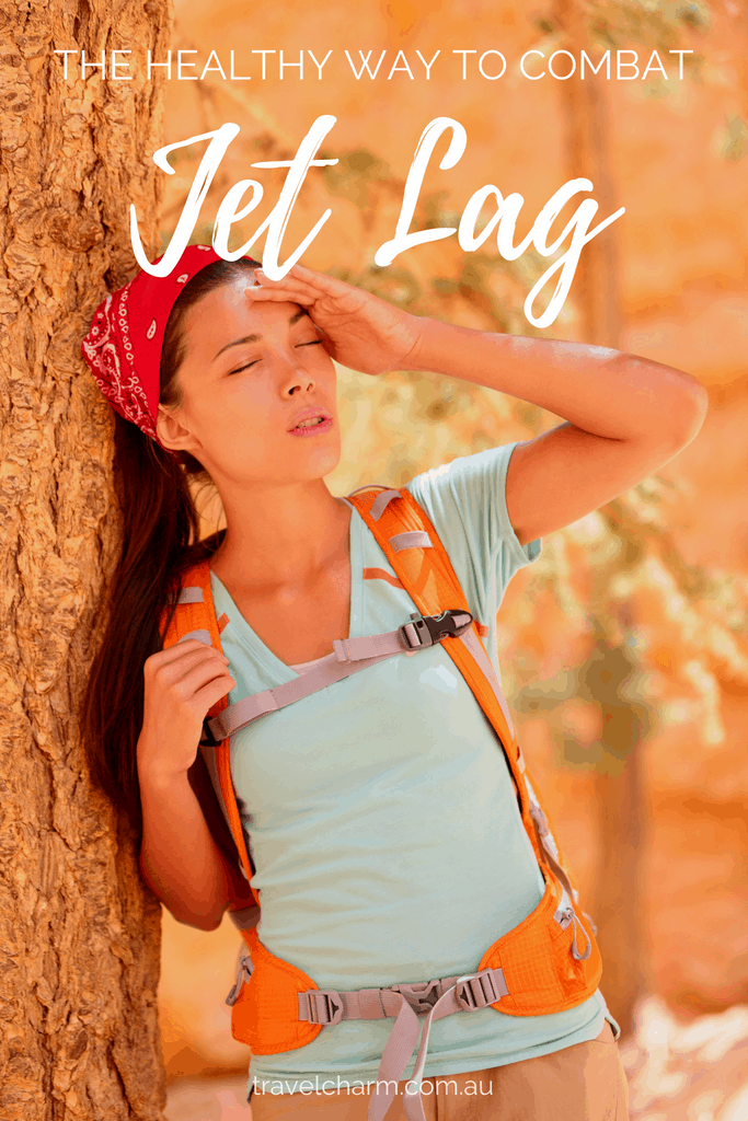 Jetlag can stop you enjoying your trip if you don't deal with it early. These are my go to products and habits to help me overcome Jet Lag. These products have multiple uses and are small, versatile and easy to pack. #jetlag #dealingwithjetlag #healthyproducts #natrualproducts