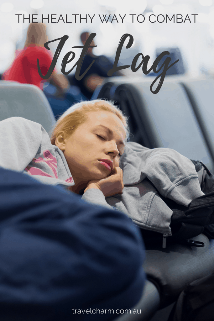 Healthy Products to use to combat Jet Lag that also have multiple uses. Small, versatile and easy to pack. #jetlag #dealingwithjetlag #healthyproducts #natrualproducts