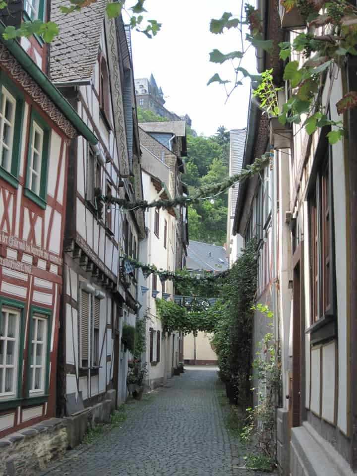 Spending a day in the town of Bacharach on the Rhine, Germany. #rhine #germany #medievalvillages