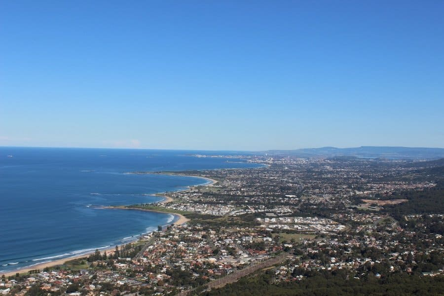 Sublime Point, Wollongong