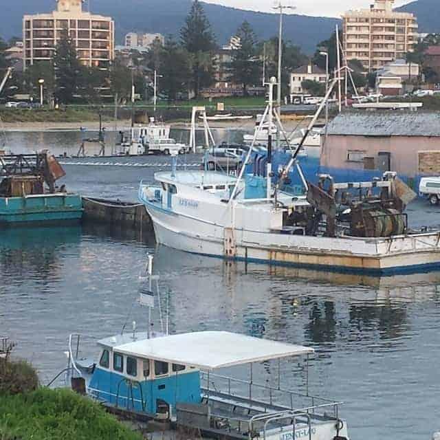 Fishing Trawlers Wollongong
