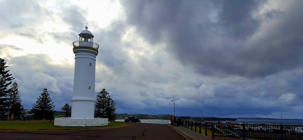 Kiama is a lovely place to spend an afternoon, or a day if you have the time.