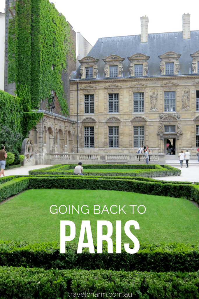 My first experience of Paris was not so good, but I am going back to try again.