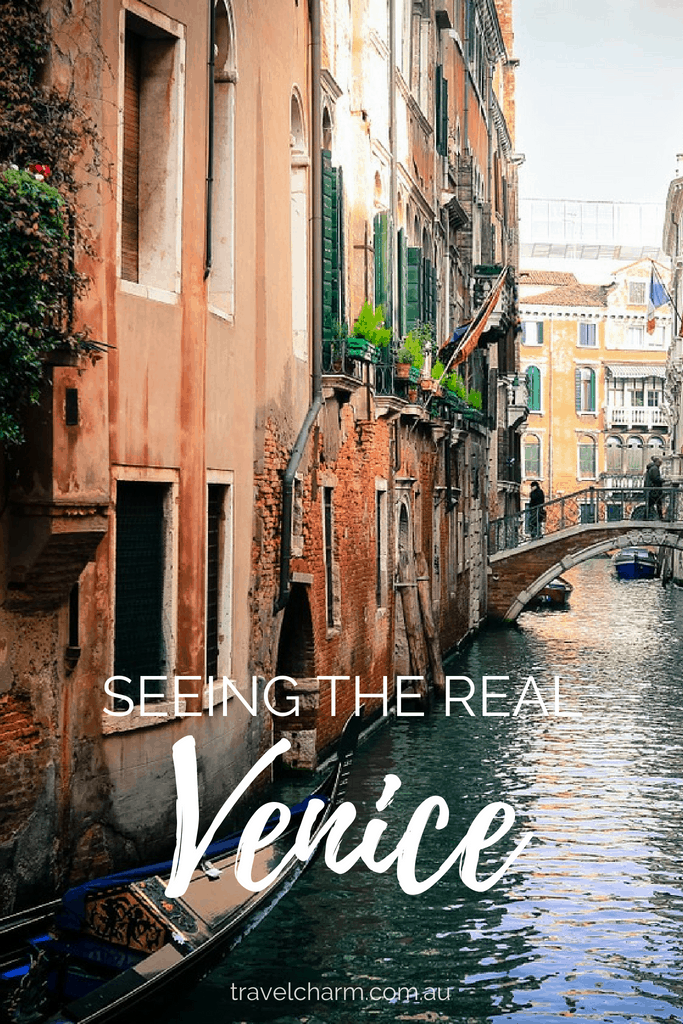 Venice is crowded and touristy, but there is another Venice, away from the crowds that is ethereal and magical. It's worth finding. #venice #hiddenvenice #venicecanals #italy