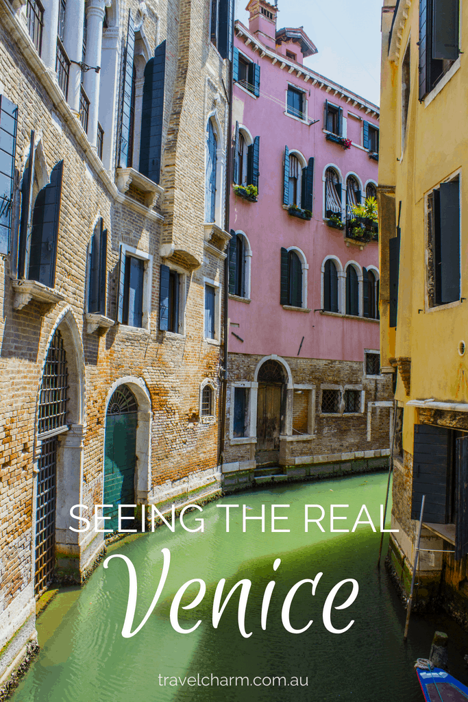 Venice is much more than tourist traps. Get lost, explore and discover the real Venice and see the amazing places that you discover. Follow my experiences in Venice and why I love it. #venice #hiddenvenice #venicecanals #italy