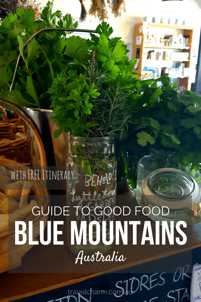 A guide to good, healthy food (and some indulgences) in the Blue Mountains, Australia