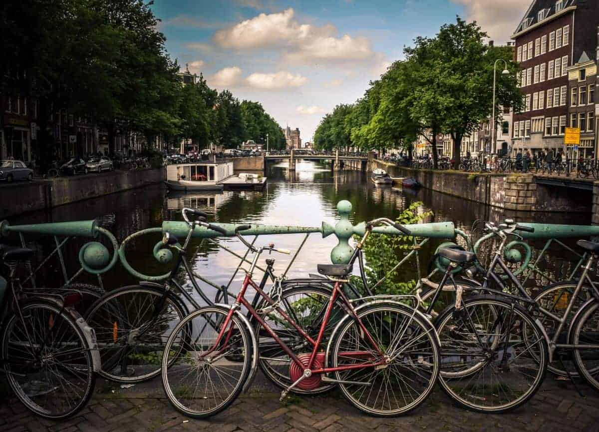 Interesting times spent visiting Amsterdam, Holland. A beautiful city to visit. #holland #netherlands #amsterdam #dutch