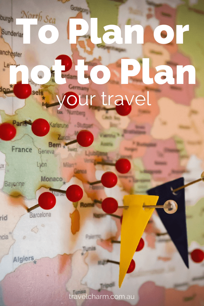 Should Travel Planning be your priority? Or maybe just see what happens without a plan? #traveler #itinerary #travelplanning