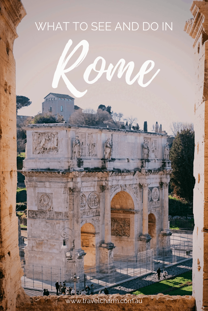 You should visit Rome at least once. It's a bustling, ancient city and worthy of a place in your itinerary. #rome #italy #italiancity