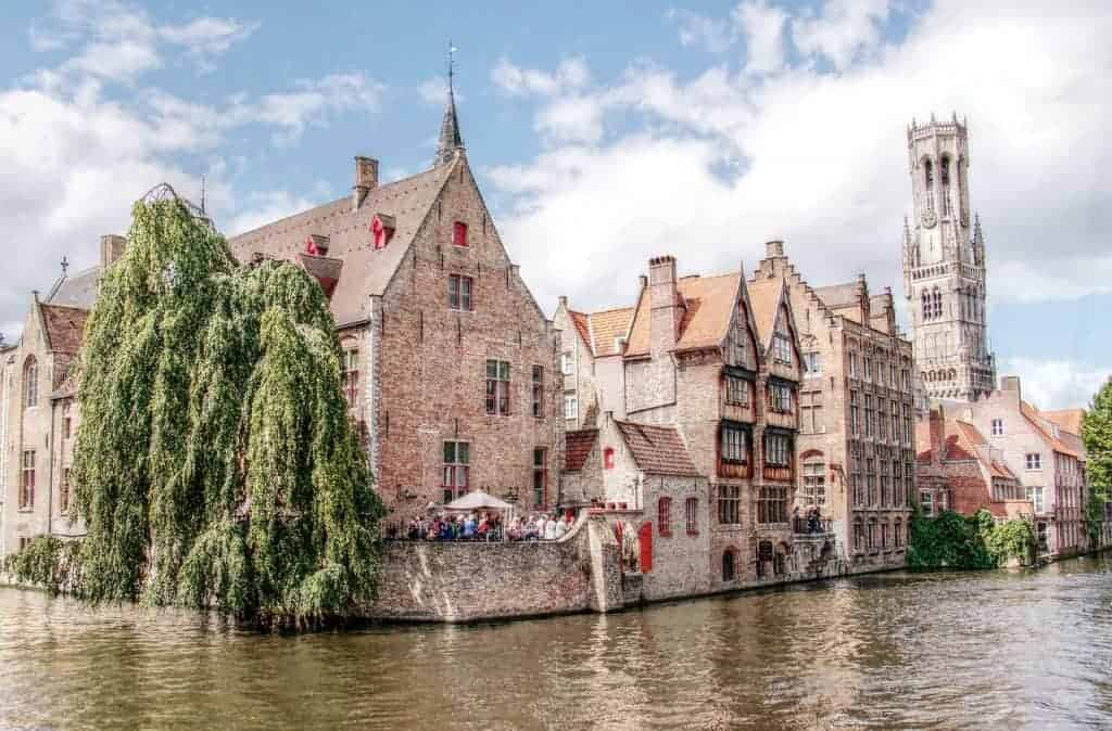 A creative and relaxed itinerary for budding artists visiting the inspiring destinations of Paris, Bruges and Amsterdam.