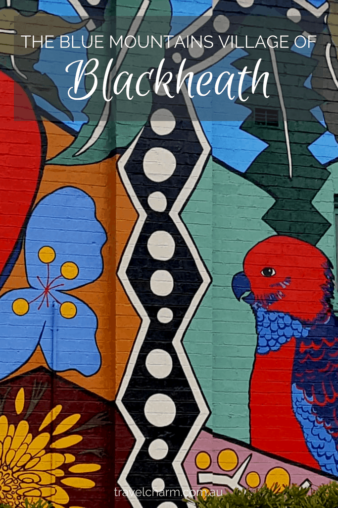 More than a tourist stop, Blackheath has a wonderful community. Take time to stroll around the village, interact with locals and enjoy a personal experience. #blackheath #bluemountainsvillage #australia #bluemountains