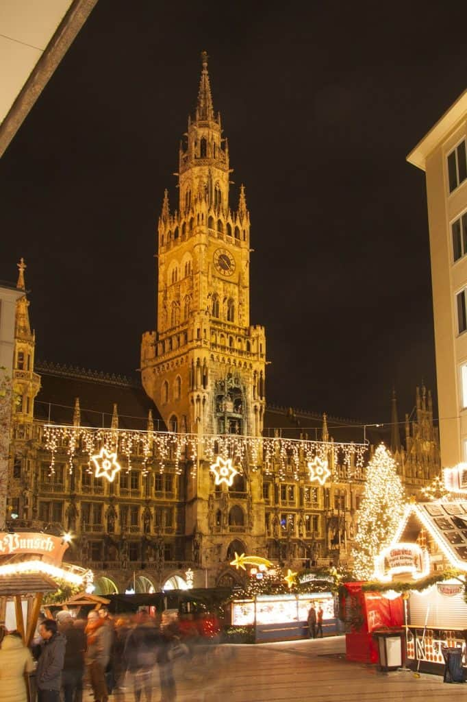The Christmas Markets are the perfect opportunity to indulge in the Christmas spirit while touring Germany. #christmasmarkets #germany #munich #nuremberg #christmas #smallgrouptours