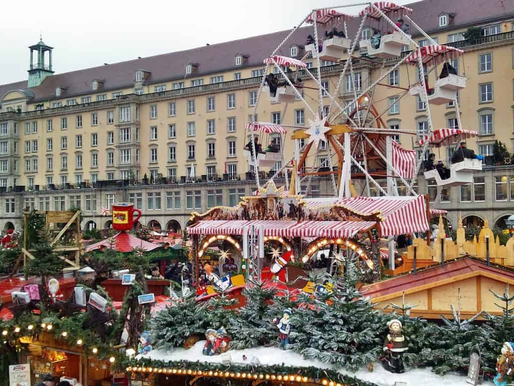 The Christmas Markets are the perfect opportunity to indulge in the Christmas spirit while touring Germany. #christmasmarkets #germany #munich #nuremberg #christmas