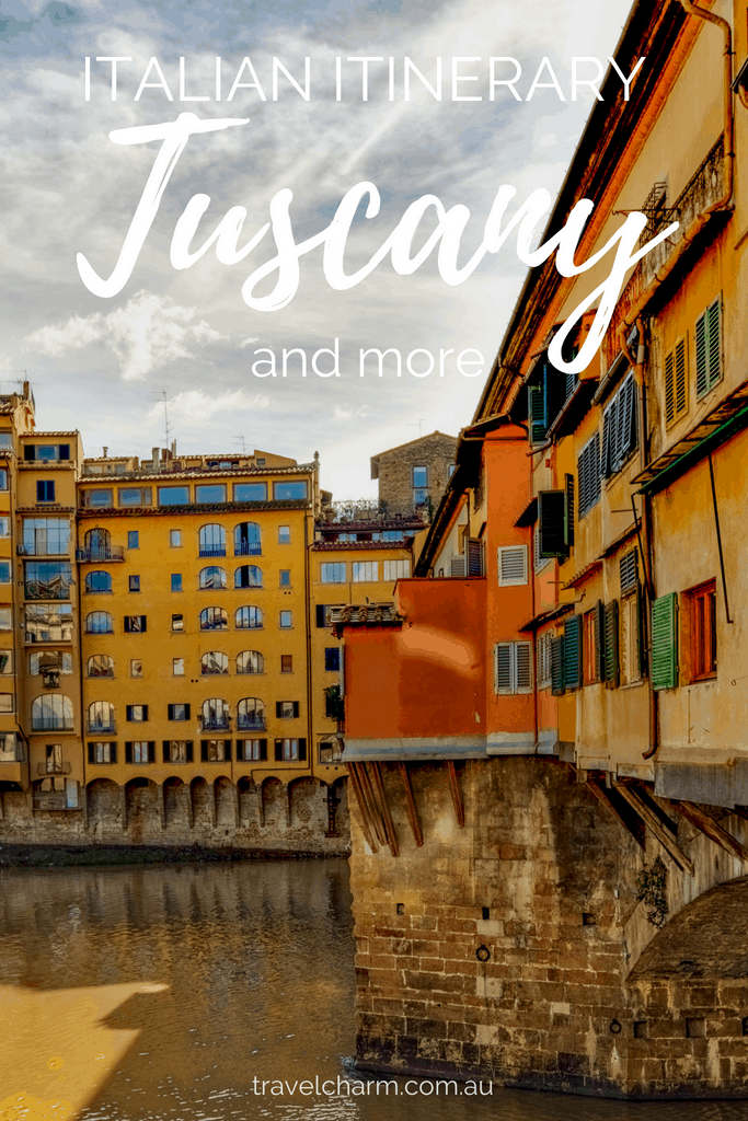 Tuscany and Cinque Terre are the perfect places to include in your Italian Itinerary #itinerary #tuscany #italy #italian