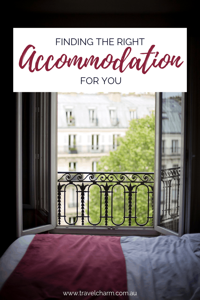 Hotels are not the only type of accommodation to book. Have you considered the alternatives? #tripplanning #accommodation #itinerary #hotel