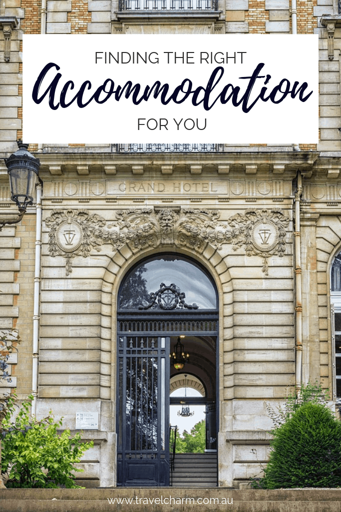 Hotels, Hostels, Guesthouses, B&B's - there are many accommodation options. Read this post before planning your next trip. Hotels are not the only type of accommodation to book. Have you considered the alternatives? #tripplanning #accommodation #itinerary #hotel