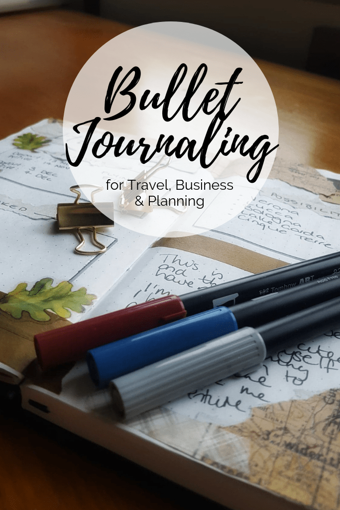 Bullet Journaling has made me more inspired and organised. It's perfect for business, travel and planning. #bulletjournal #bujo #journal