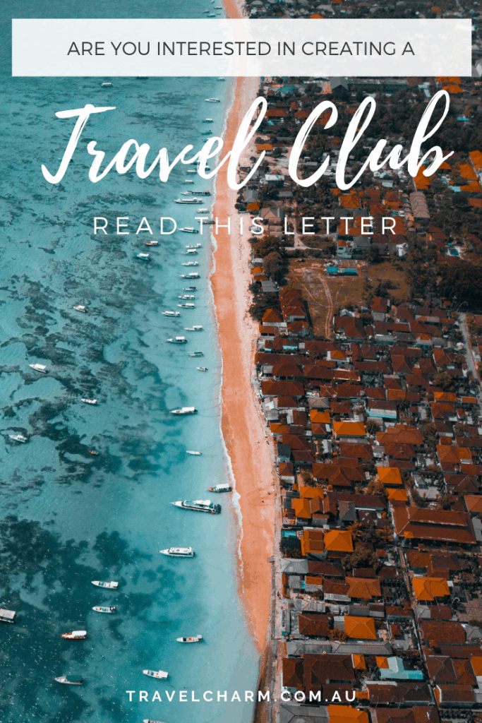 What;s stopping you from travelling? No one to go with? #travelclub #travelcharm #traveltogether