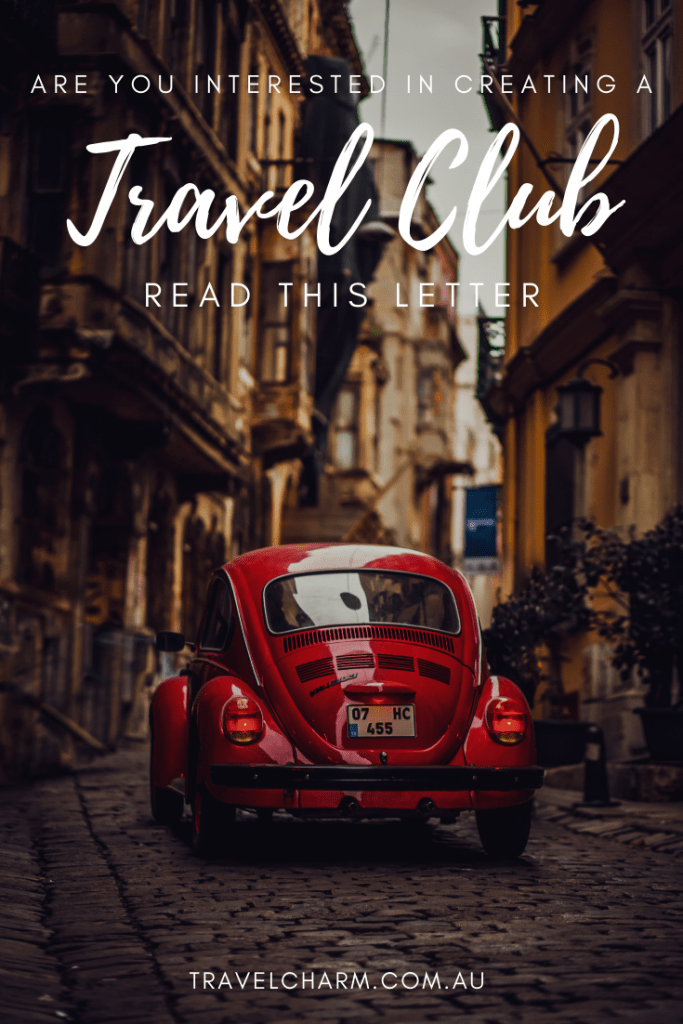 Do you want to travel but have no one to go with? #travelclub #travelcharm #traveltogether