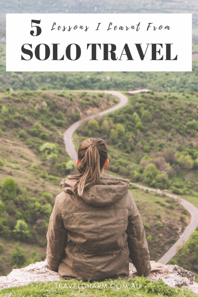 Solo travel can be scary and lonely, but also enriching and rewarding. It is something I would highly recommend everyone try at least once. #solotravel #solofemaltraveller #travellingsolo #solotraveler #femalesolotravel