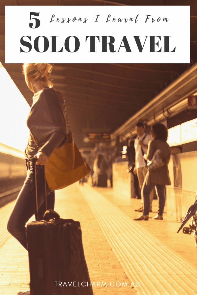 Solo travel is full of rewarding experiences and life lessons. #solotravel #solofemaltraveller #travellingsolo #solotraveler #femalesolotravel