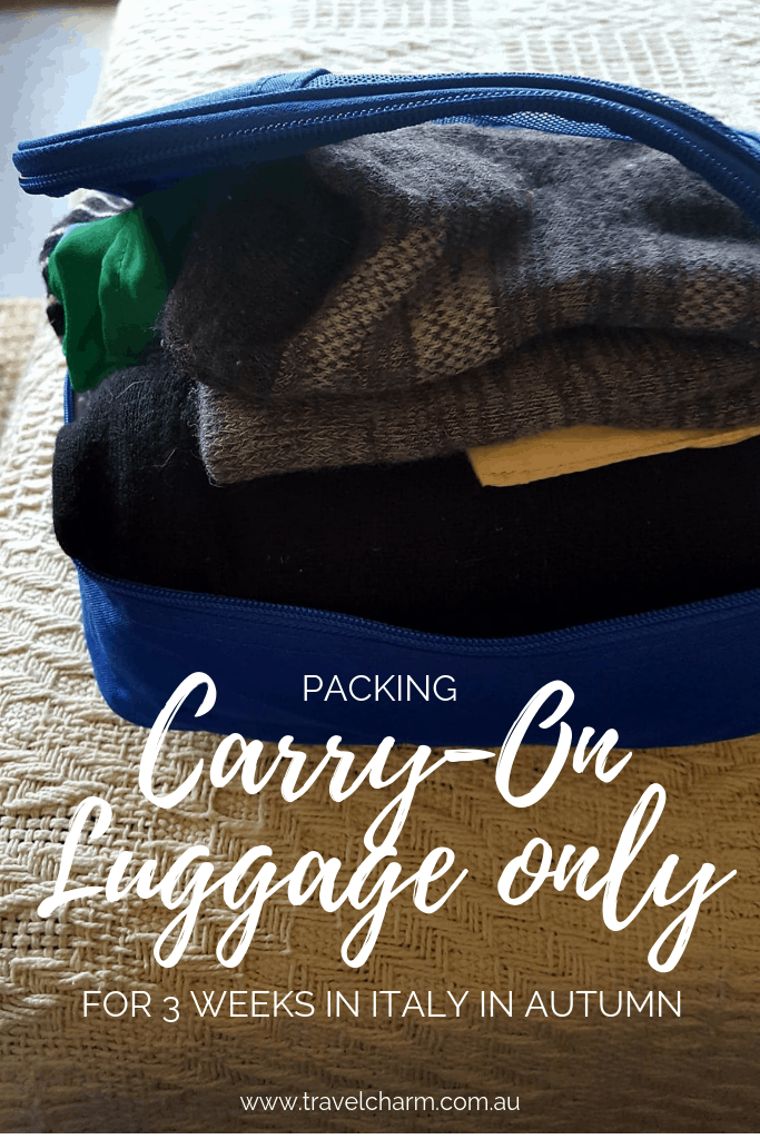 Learning how to pack carry on luggage will give you greater freedom when travelling. #travel #traveltips #carryon #luggage #packing