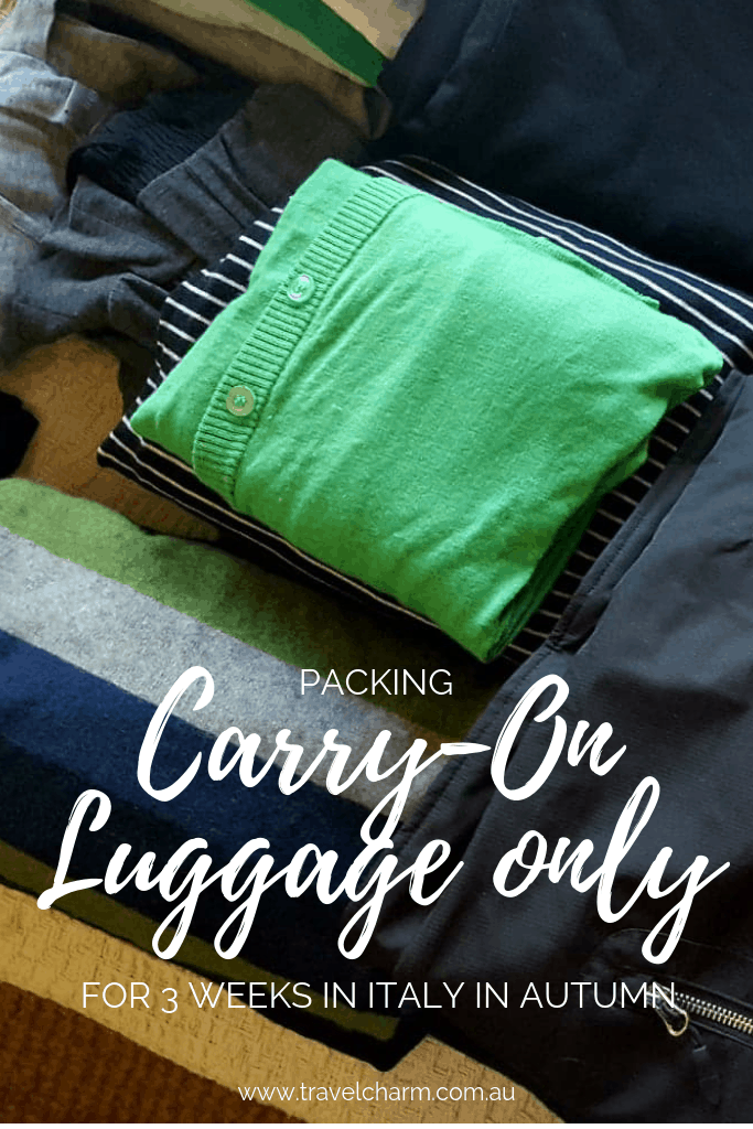 Learn how to pack carry on luggage. #travel #traveltips #carryon #luggage #packing