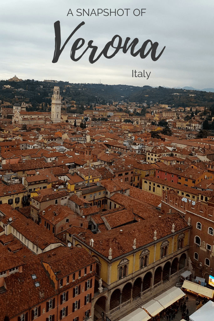 Is Verona worth a visit? I believe it is. Take a quick look at what Verona has to offer. #italy #verona #romeo&juliet