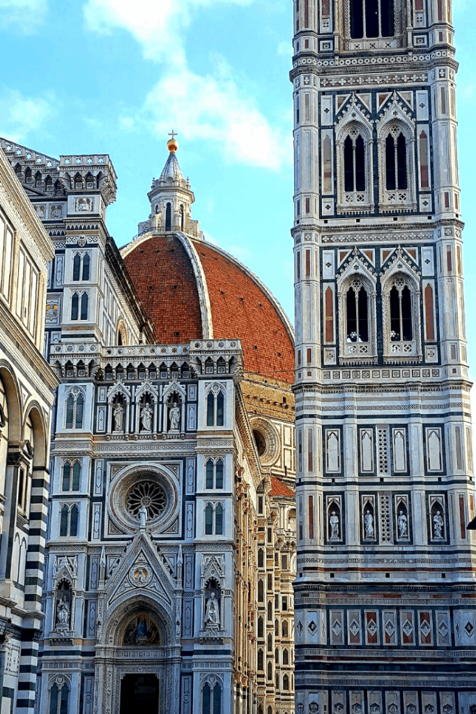 An itinerary packed with inclusions for travel in Florence, Bologna, Verona and Cortona #exploreitaly #verona #florence #tuscany