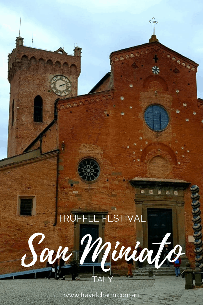 On the last three weekends of November, the Tuscan town of San Minato hosts a truffle festival, showcasing the white truffles that grow in the area. #whitetruffle #taratufo #sanminiato #tuscany #italy