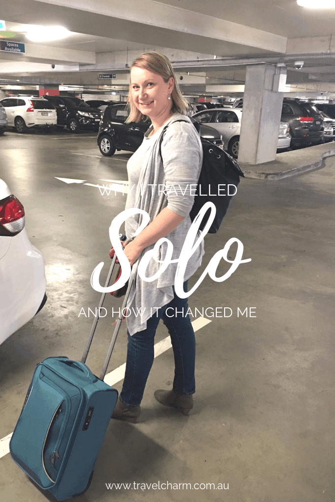 I never dreamed I would travel solo, but I did and it was a life changing experience. #travelsolo #solo #travel #travellingalone