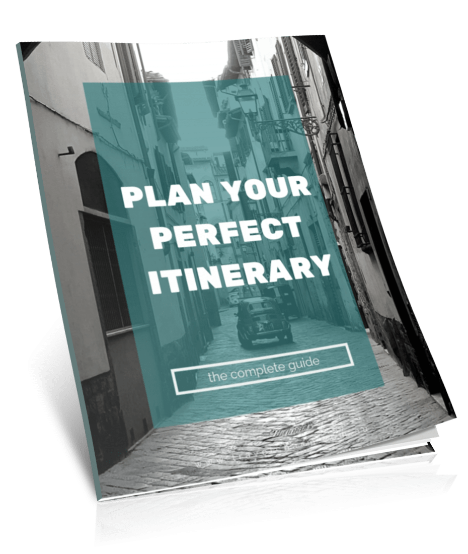 Itinerary Planning Guide Large