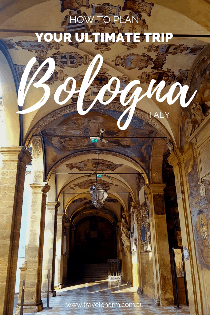 Bologna may not be at the top of your list, but it should be. An authentic Italian Experience. #bologna #italy #italiancity #italianfood