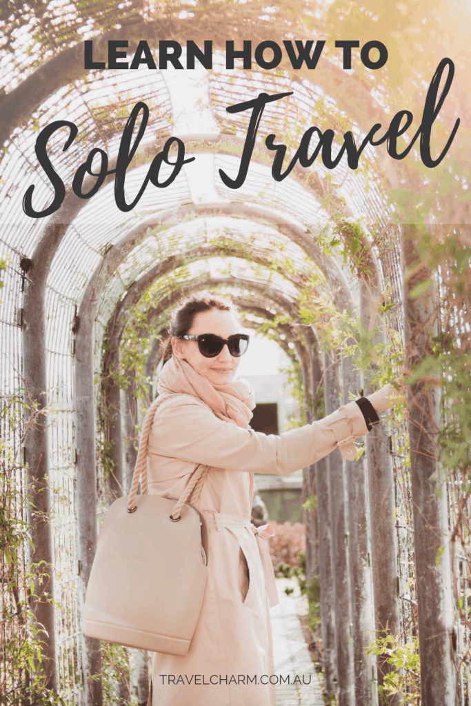 If you want to travel solo, but are too overwhelmed by the thought of it, join our unique program and learn how. And be supported throughout the whole journey. #solotravel #solotravelprogram #femalesolotravel