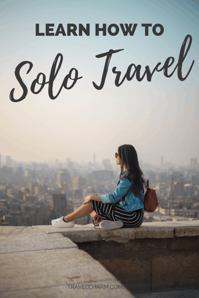 Learn how to solo travel with guidance and support from planning to travel. #solotravelprogram #solotravel #femalesolotravel