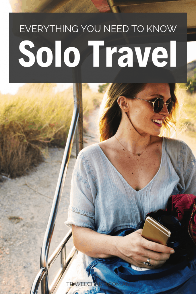 Solo travel is different. Are you prepared? #solotravel #femalesolotraveler #solo