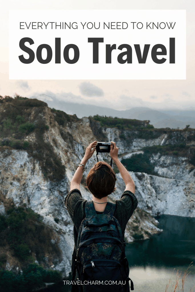 Are you planning to solo travel for the first time? The article outlines the things you should know when planning your trip. #solo #solotravel #femalesolotravel