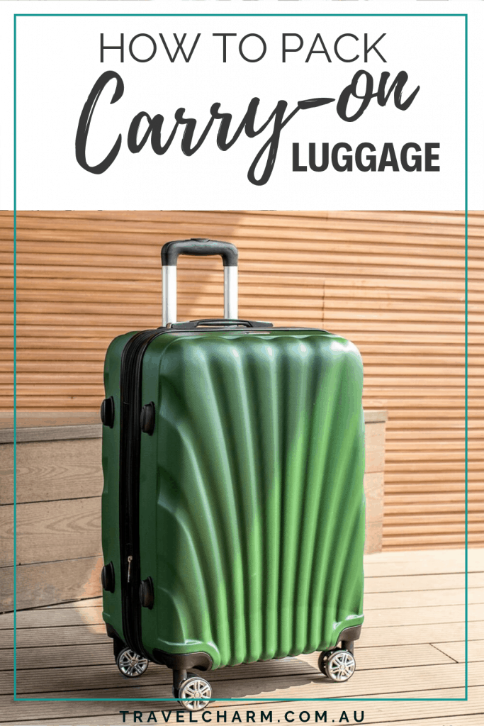 Packing light, especially carry on luggage only, means freedom. Imagine not having to wrestle with your bags anymore? #packinglight #carryonluggage