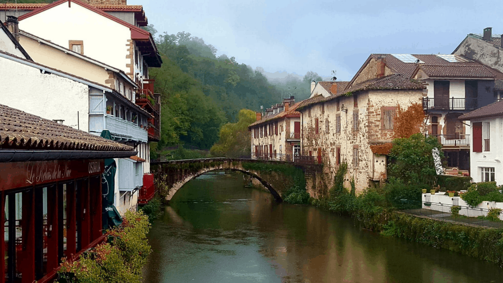 A gorgeous French town, starting point for the Camino Frances. #stjeanpieddeport #france #caminofrances #camino