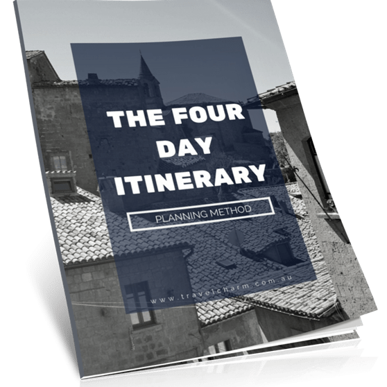 Four Day Planning Method Book