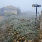Find out everything you need to know about walking a Winter Camino as a solo f #camino #wintercamino #solocaminoemale.